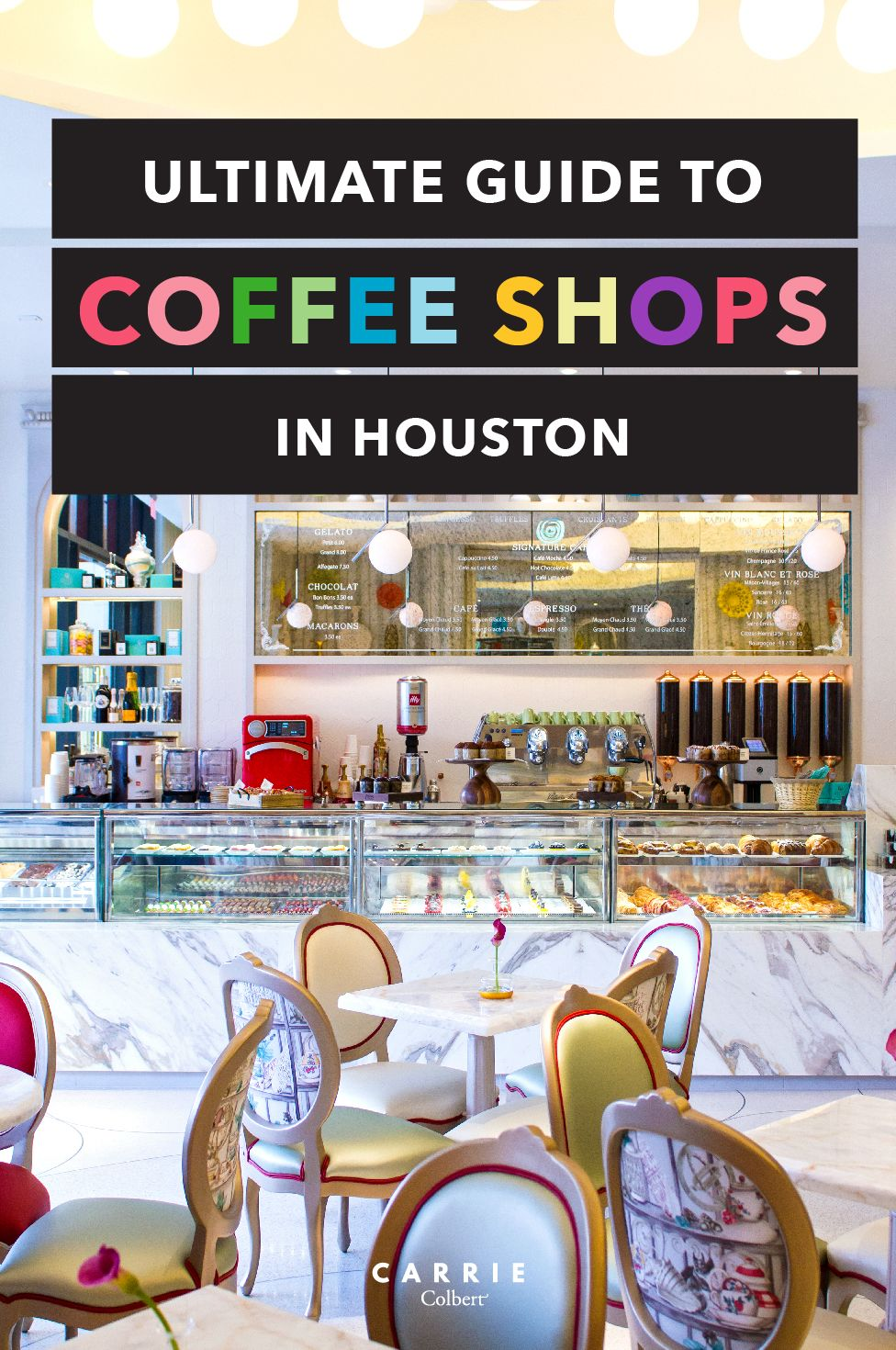 A Guide To Houston S Best Coffee Shops The Best Coffee In Houston Carrie Colbert Houston Travel Houston Coffee Shops Best Coffee Shop