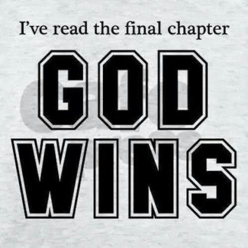 :)Read Gods Word, its Alive.