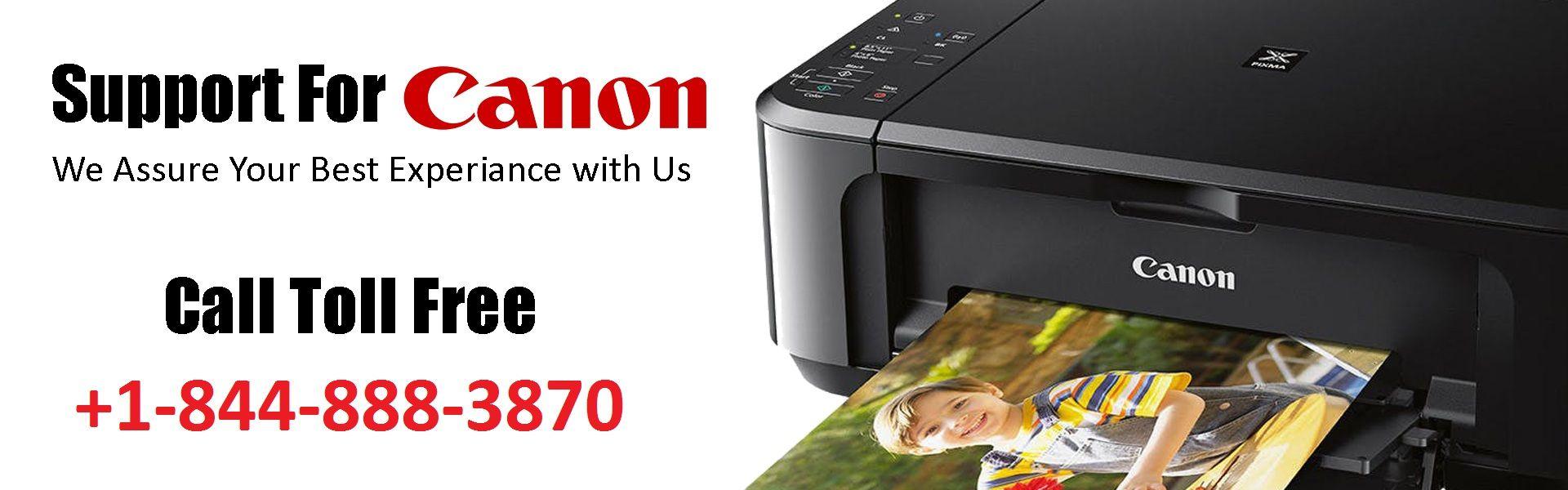 Canon Printer Helpline Number Canada 18448883870