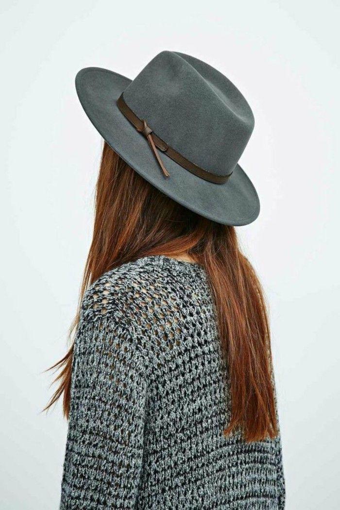 2aa752d25a2117 74 Filzhut Designs für modebewusste Damen! | My Style | Filzhut ...