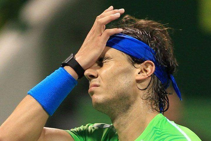 """""""No jugaré el torneo de Toronto, no estoy preparado"""": Rafael Nadal"""