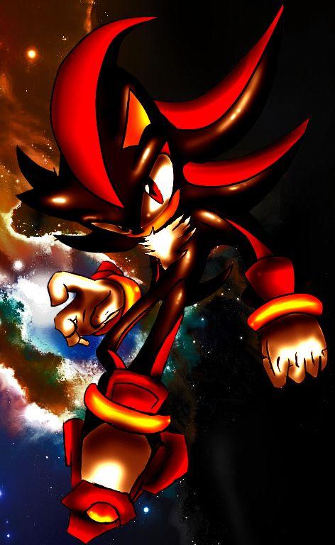 Dark Shadow The Hedgehog Shadow The Hedgehog Shadow The Hedgehog