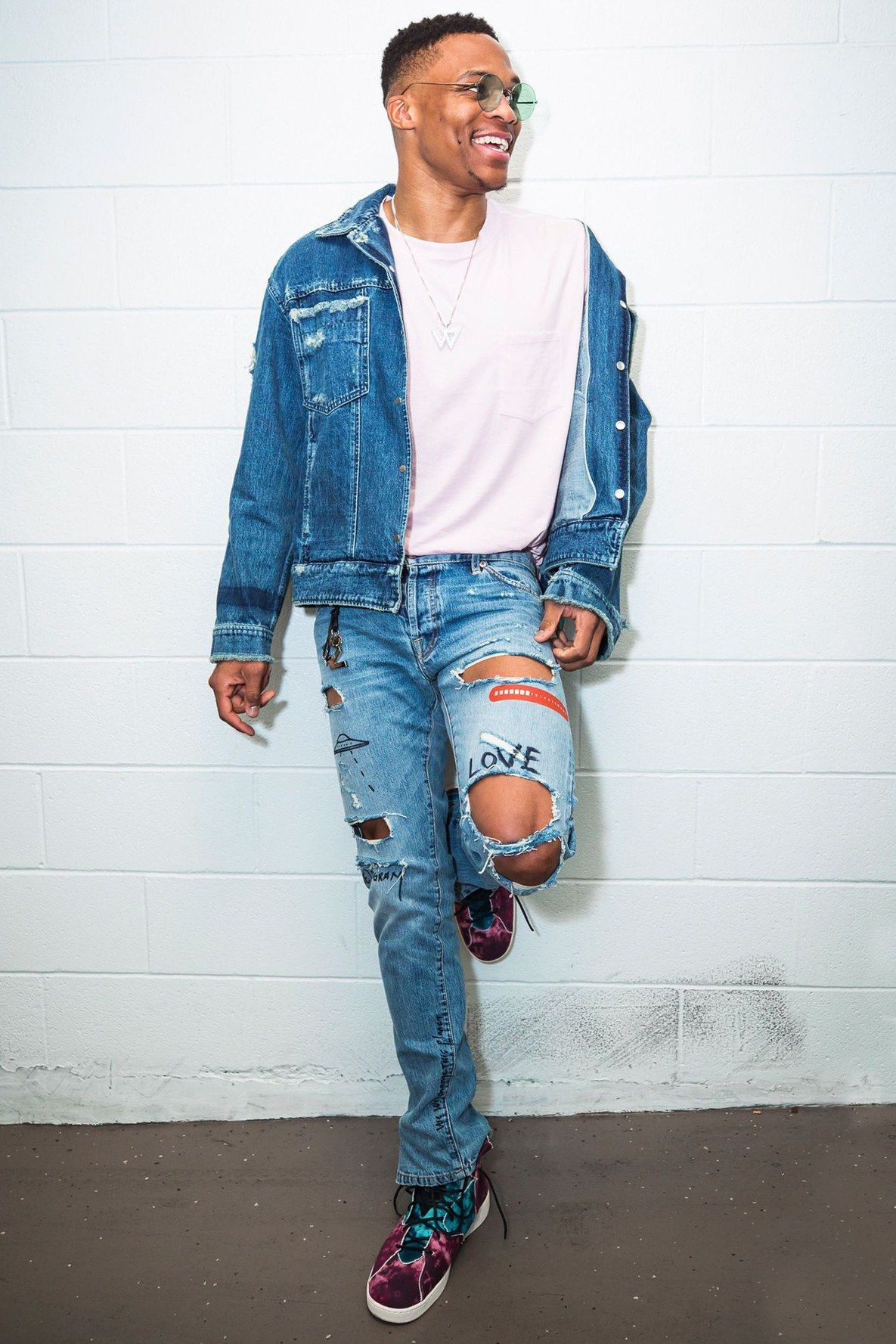 8efe6049dc The Russell Westbrook Look Book Photos