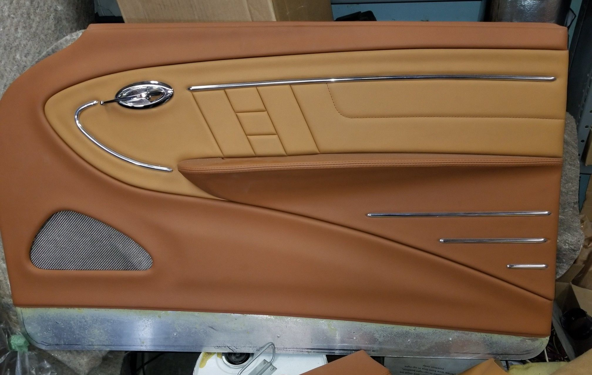 Pin By James Ortega On 1955 Chevy Belair Ls3 Custom Car Interior Car Interior Diy Car Interior