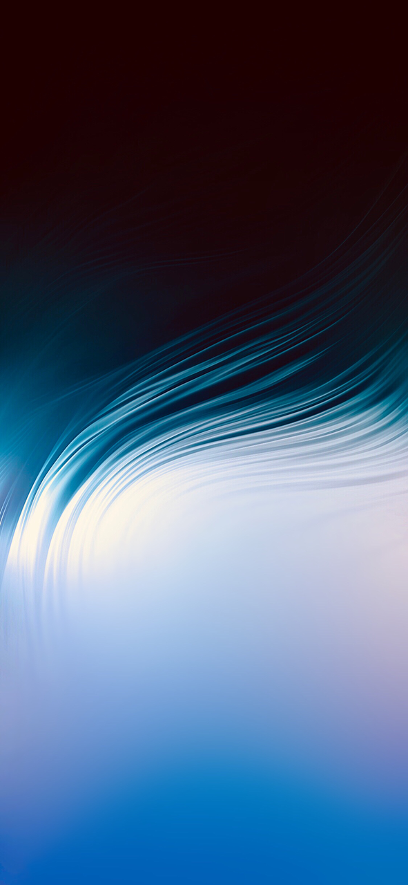 The Blue Wave Into The Black Blue Waves Android Wallpaper Black Phone Wallpaper