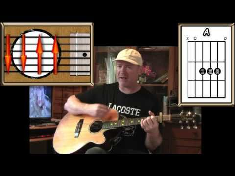 Gimme Shelter - The Rolling Stones (Stereophonics) - Acoustic Guitar ...