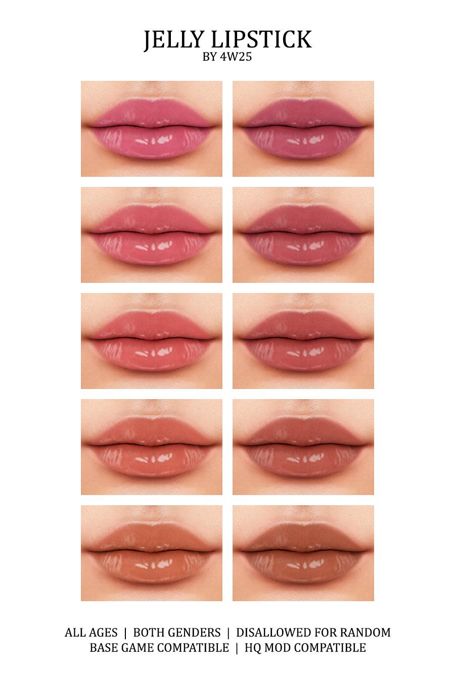 Jelly Lipstick