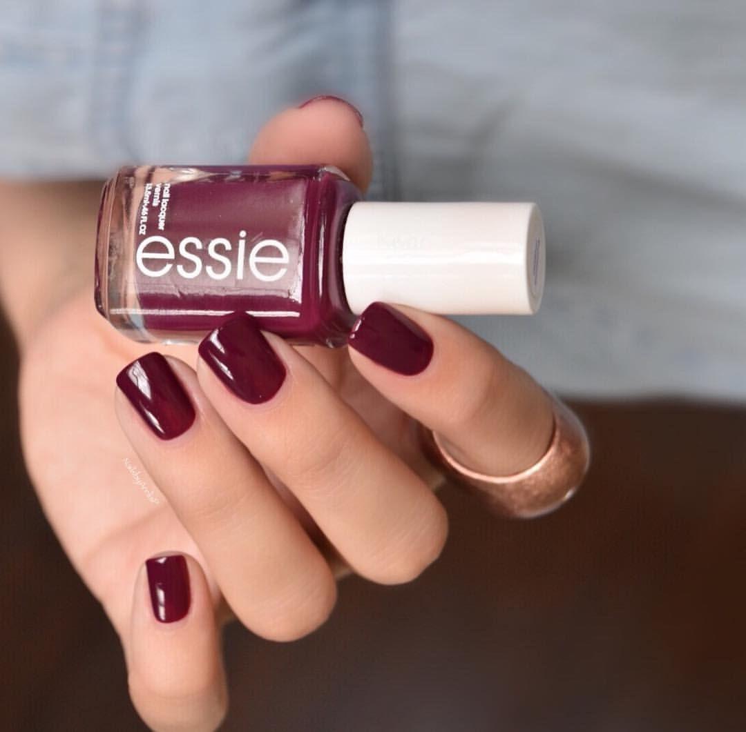 Essie - Bahama Mama | STYLE | Pinterest | Diseños de uñas, Esmalte ...