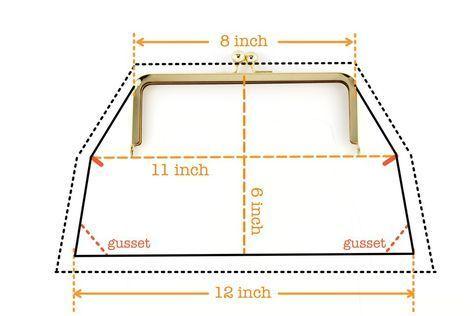 Photo of Mustererstellung für den rechteckigen Kupplungsrahmen aus Metall