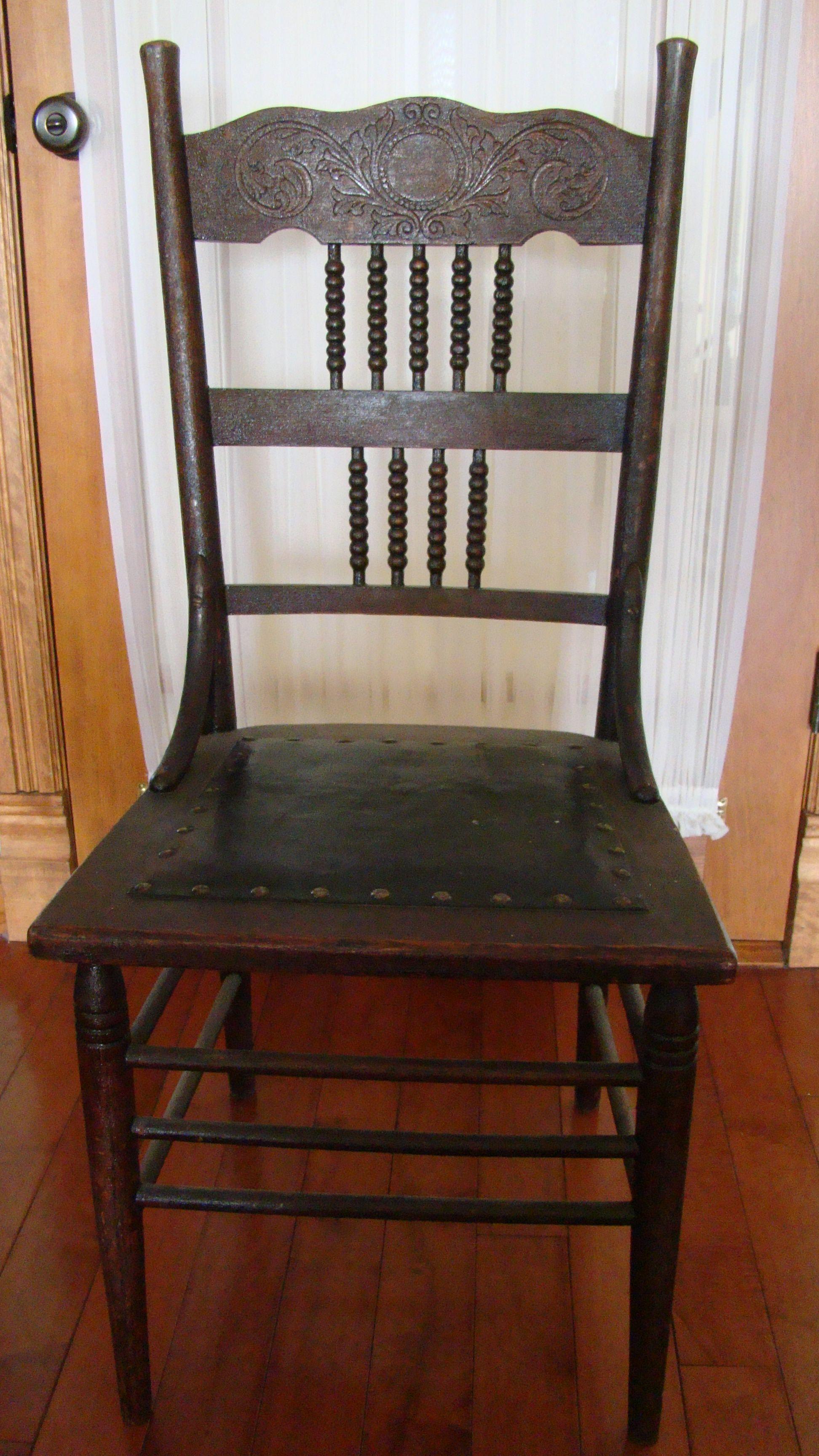Old Wooden Chair Farmhouse Farm Life Farmhouse Chairs Old