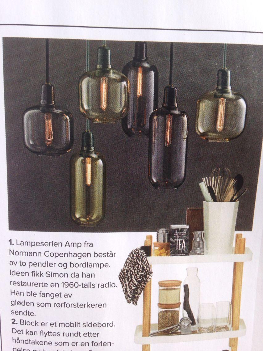Lampeserie/glødelampe stil