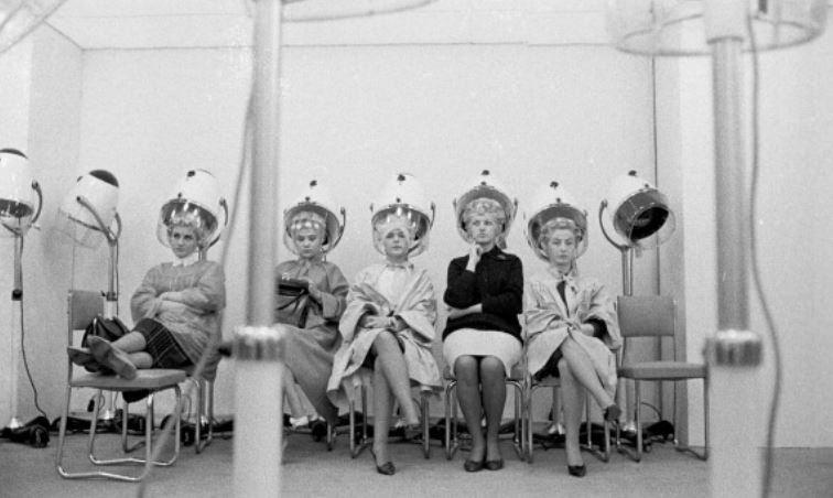 paris competition de coiffure 1960