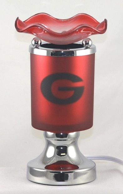 Electric Oil Burner Red With Letter G Coming Soon Oil Warmer Tart Burner Electric Oil Burner