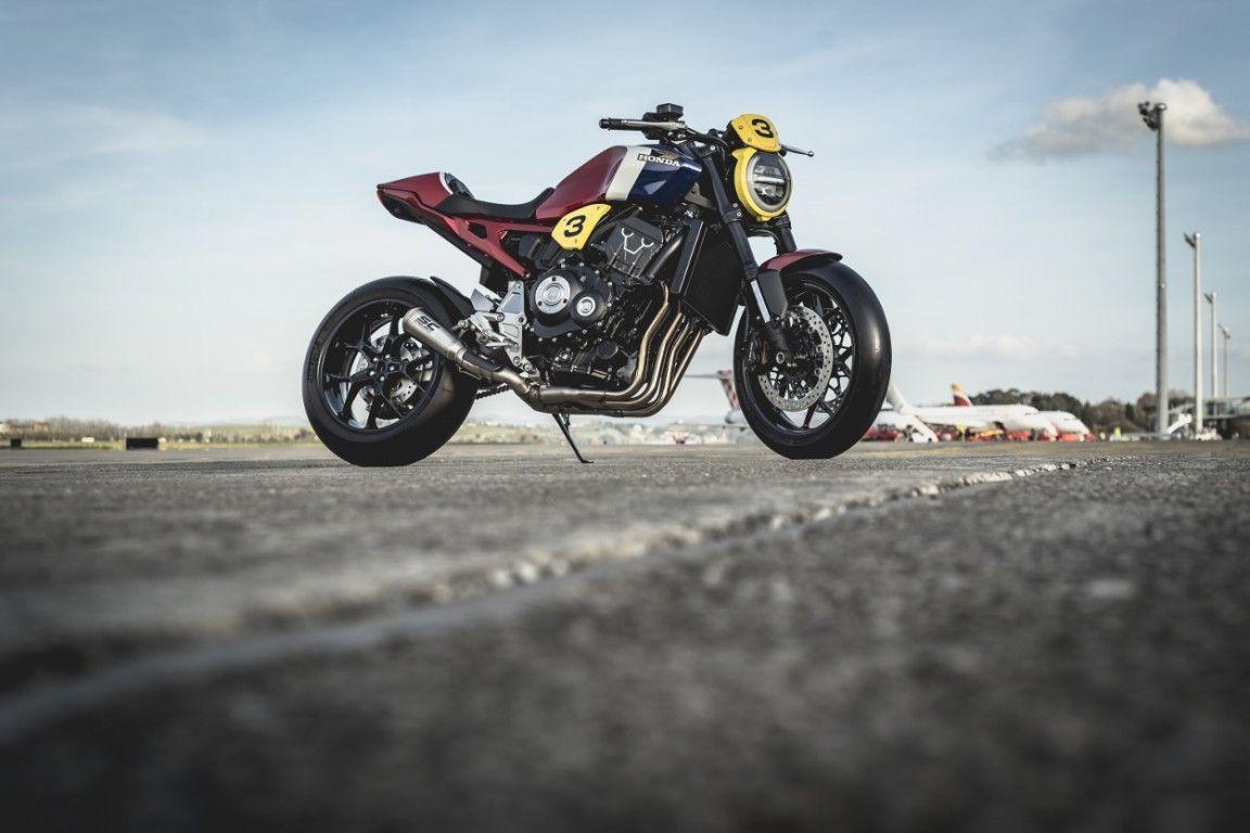 Honda Garage Dreams: 13 CB1000R Customs! – BikeBound
