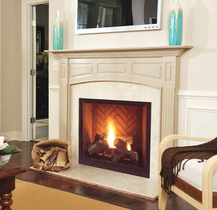 Pin By Katie W On Majestic Gas Fireplaces With Images Vented