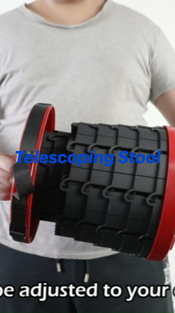 Telescoping Stool