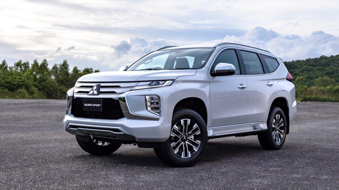 2020 Mitsubishi Pajero Australia in 2020 Mitsubishi suv