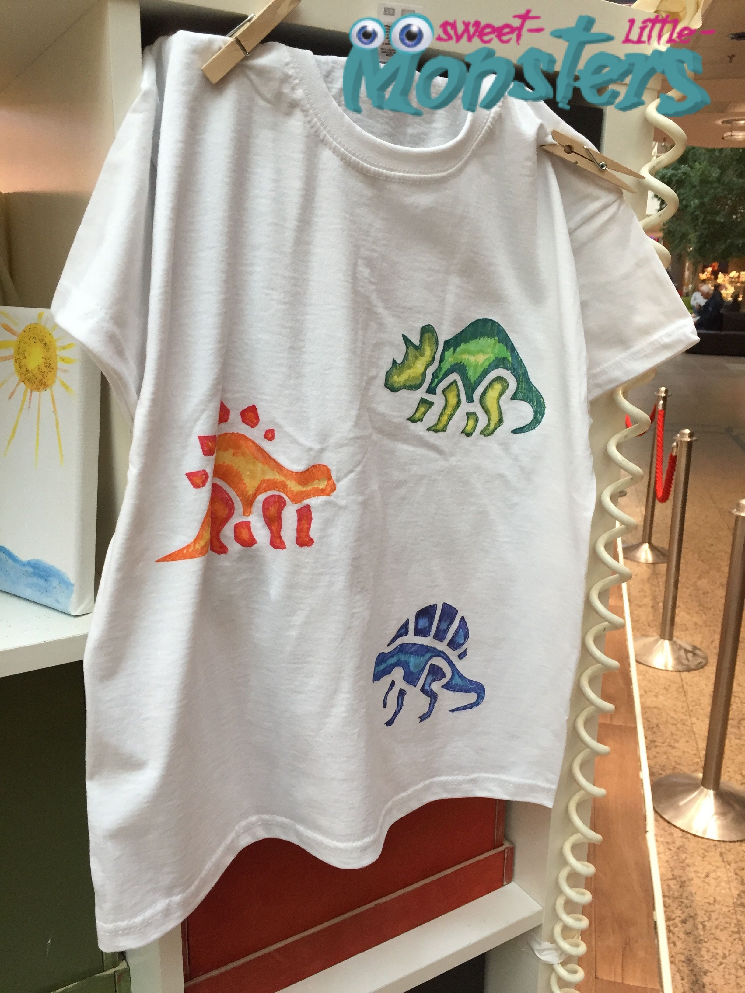 T-Shirt Batiken Kindergeburtstag
