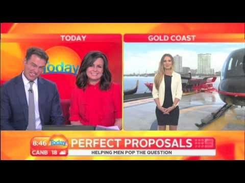 Unforgettable Proposals on the Today Show