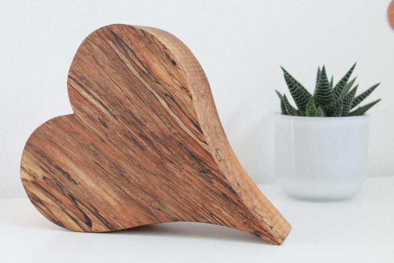sag 39 s mit holzherz xxl von pfiati mit liebe zum holz auf hearts pinterest. Black Bedroom Furniture Sets. Home Design Ideas