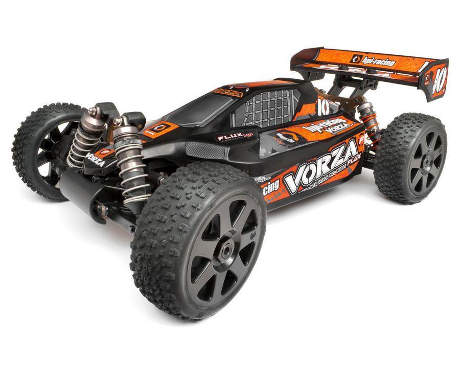 Hpi101850 hpi vorza flux hp brushless rtr 18 scale buggy