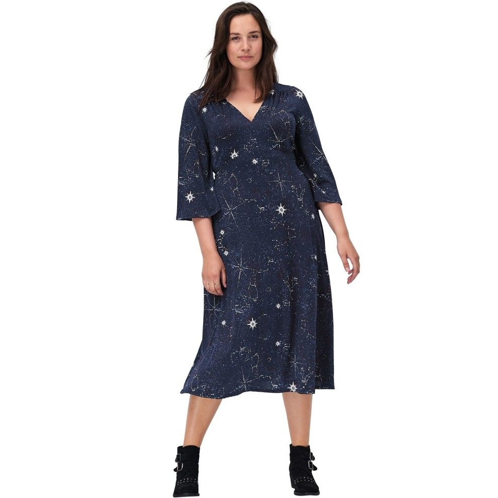 20 Of The Best Midi Dresses You Can Get At Walmart Midi Dress Casual Dresses Dresses [ 990 x 990 Pixel ]