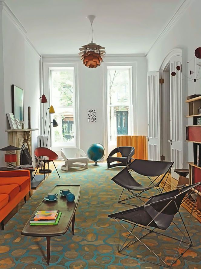 60s style case architettura e interni for Mobili anni 60