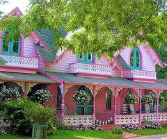 Gingerbread House, Marthas Vineyard | Flickr - Photo Sharing!