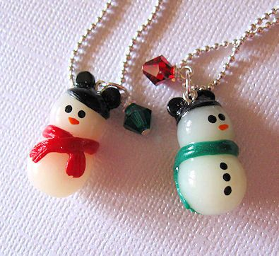 cute little Christmas charms