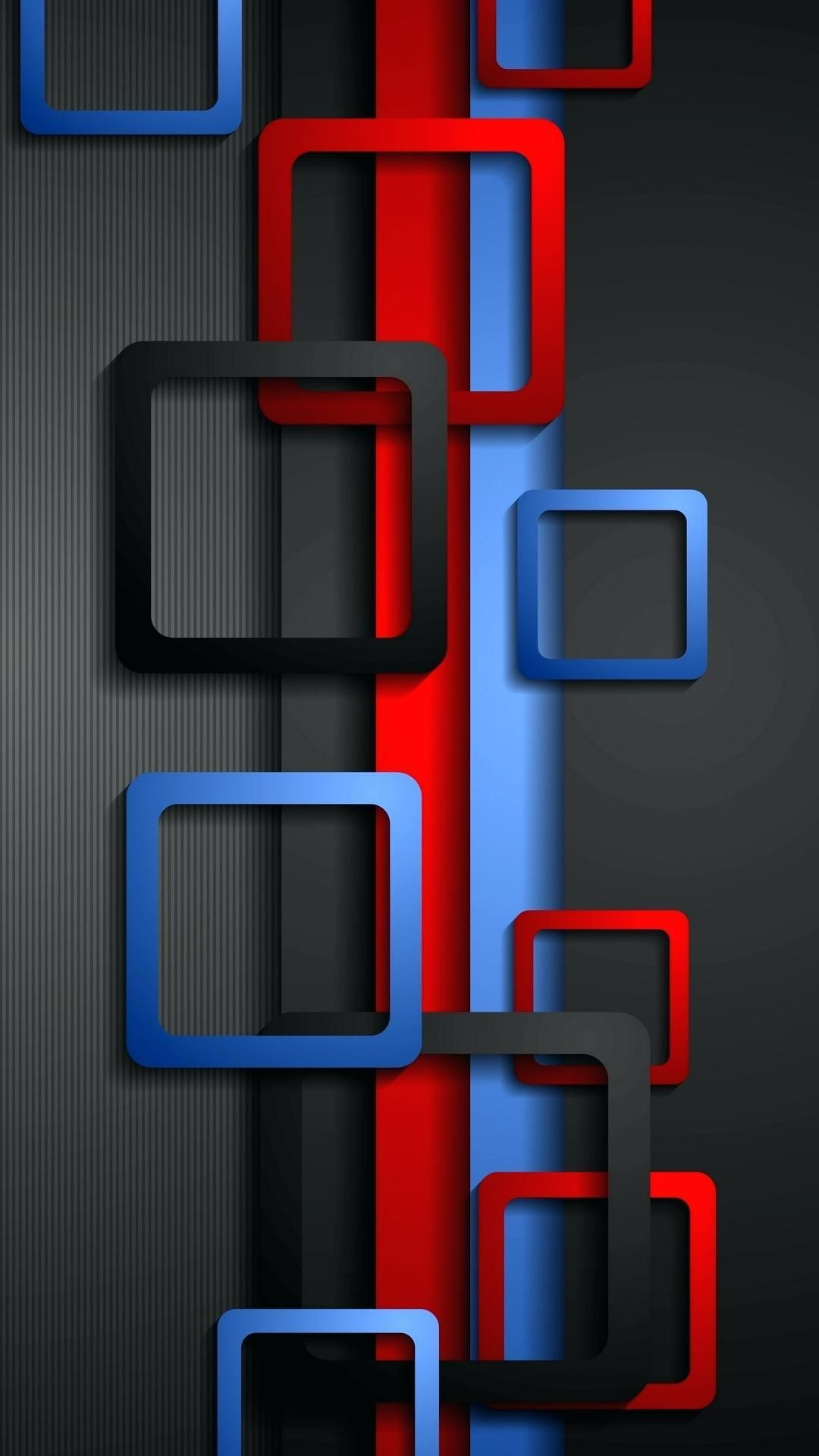 Wallpaper Full Hd For Mobile With Red Blue And Black Box Hd Wallpapers Wallpapers Download High Resolution Wallpapers Black Wallpaper For Mobile Desktop Wallpaper Design 3d Wallpaper For Mobile