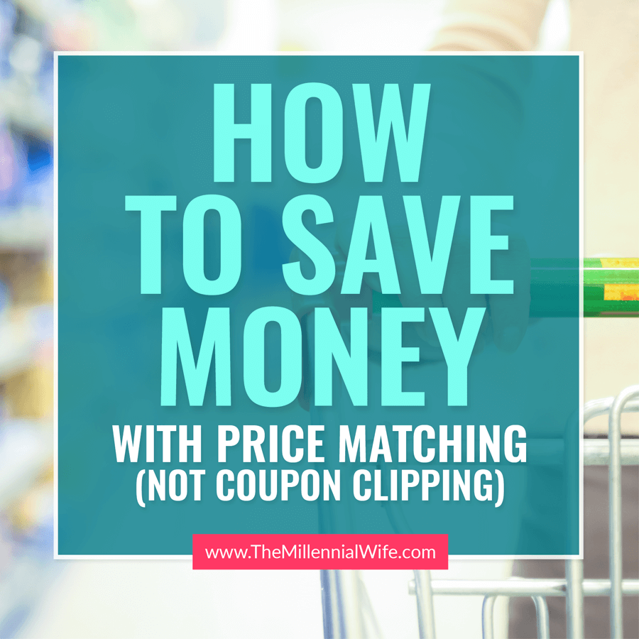 Want to get even better at budgeting than with just using coupons? Read this post and learn how to save money with price matching.