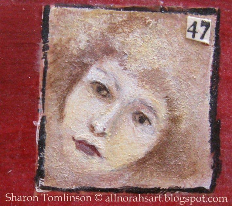 Face No 47 Schilder