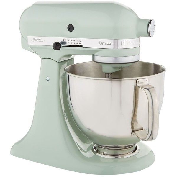 KitchenAid Artisan™ 175 Stand Mixer 4.8L (€610) ❤ liked on ...