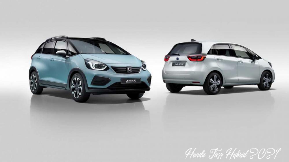 16++ Honda jazz 2020 hybrid trends