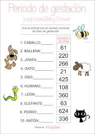 Resultado De Imagen Para Juegos Para Baby Shower Originales Baby