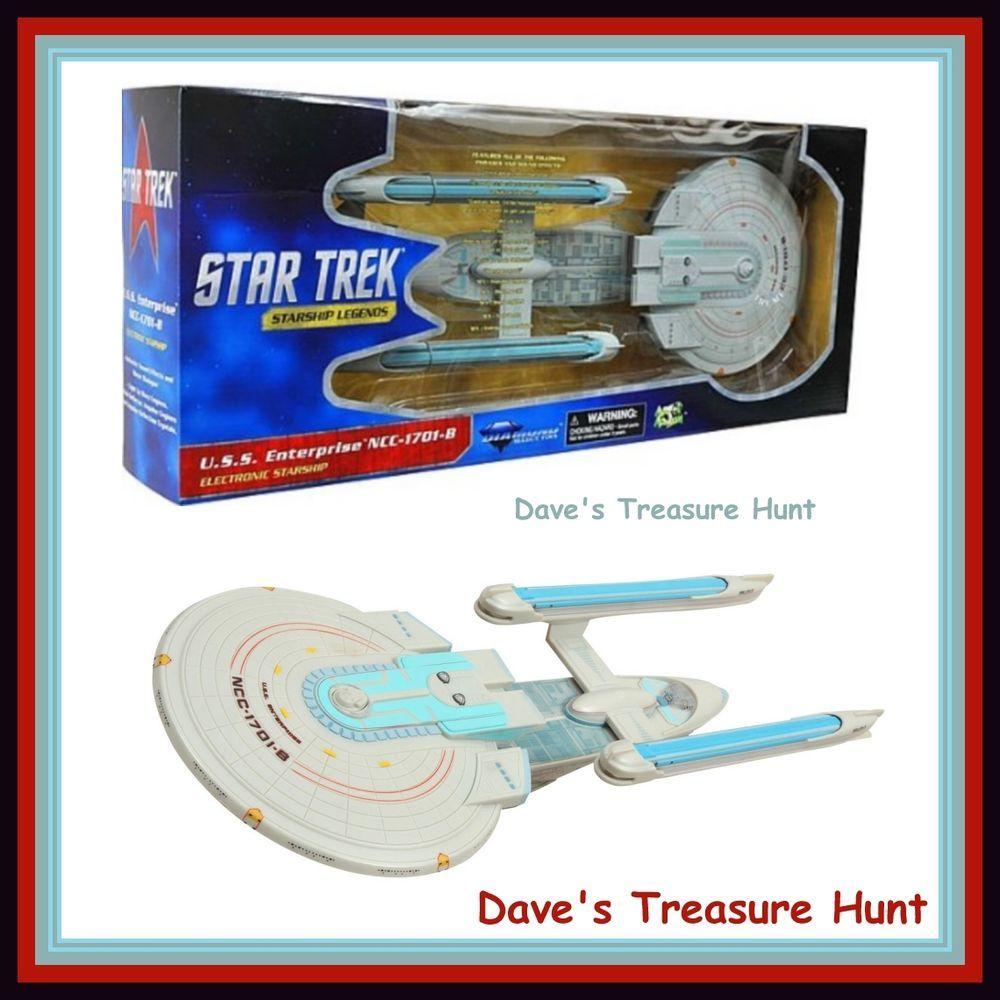 DST Star Trek U.S.S. Enterprise NCC1701B Excelsior Class