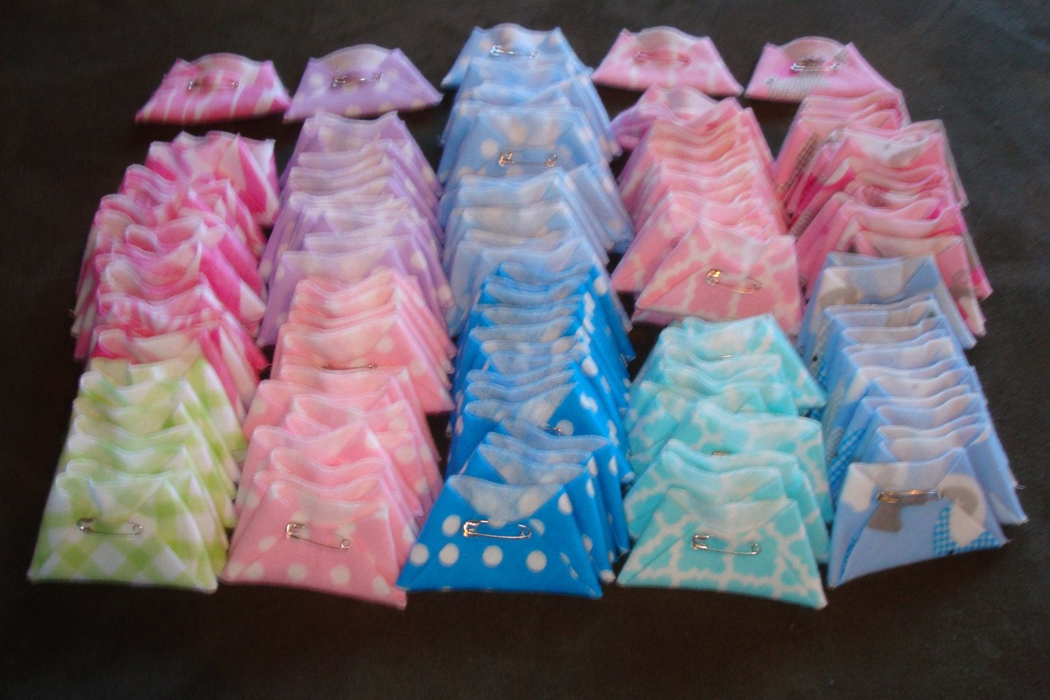 Dirty Diaper Baby Shower GameFavors 25 pieces PICK YOUR COLOR for baby shower; favors; baby shower games