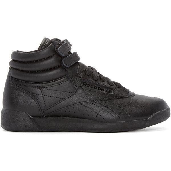 Reebok Classics Black Freestyle High