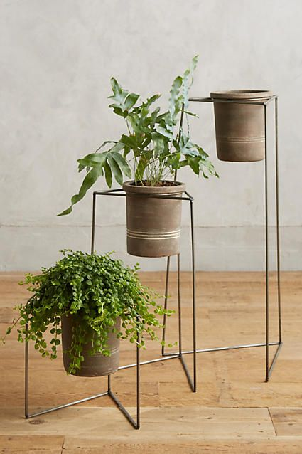 Plant Stand Trio Residence Diy Plant Stand Indoor