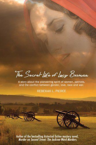 The Secret Life of Lucy Bosman by Rebekah L. Pierce https://www.amazon.com/dp/B00R58NPDE/ref=cm_sw_r_pi_dp_997qxb0NZ56PM