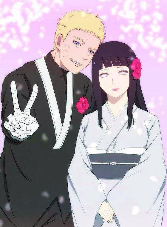 Pin Di Naruto And Hinata