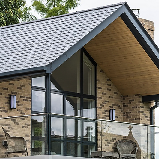 Cupa 12 Slate In Lansdown House From Cupa Pizarras House Slate Contemporary Style Homes