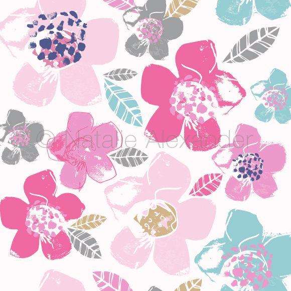 floral sprinkle | Natalie Alexander