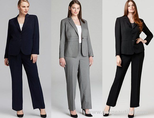 Plus Size Business Office Wear | Dressing For The Office Setting ...