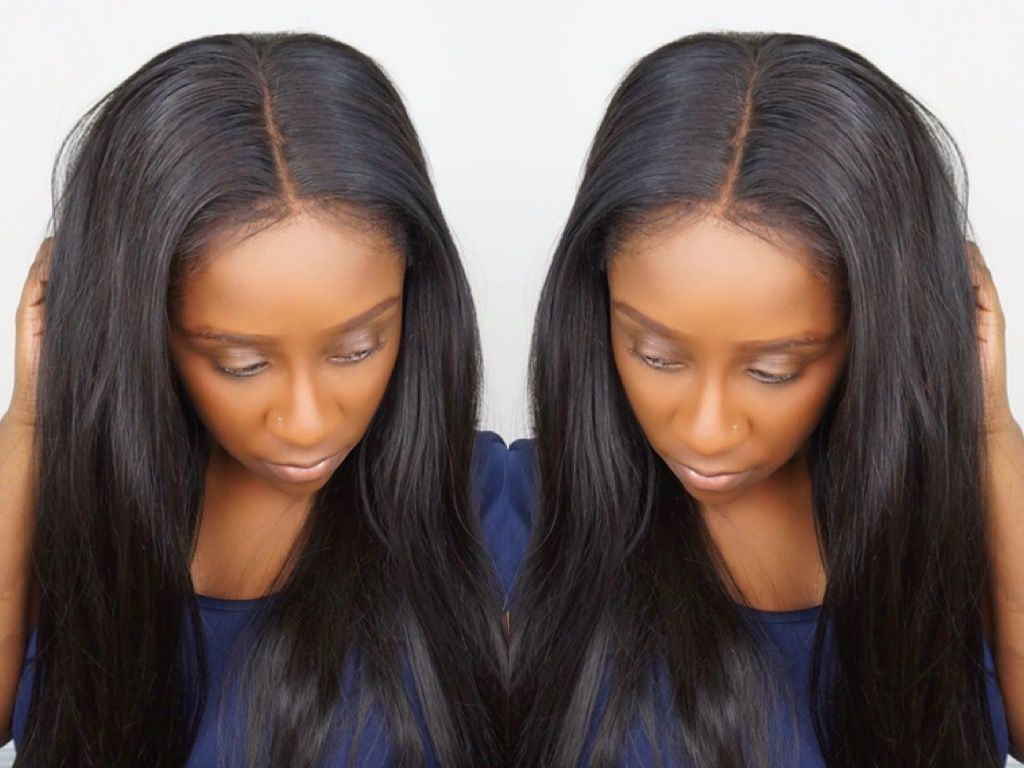 How to make your 360 lace frontal wig look real natural
