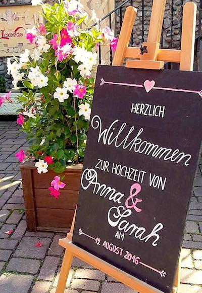 Bildergebnis Fur Verleih Kreidetafel Fur Gastronomie Hochzeit
