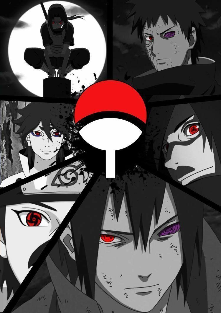 Naruto Anime Iphone X Wallpaper Iphone Wallpaper003 Anime Naruto Clans Naruto Sasuke Sakura