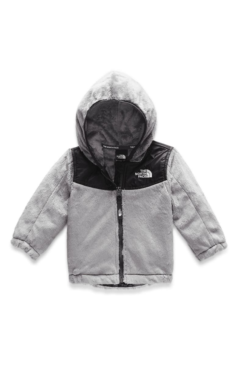 The North Face Oso Hooded Fleece Jacket Baby Nordstrom Fleece Jacket North Face Oso The North Face [ 1196 x 780 Pixel ]