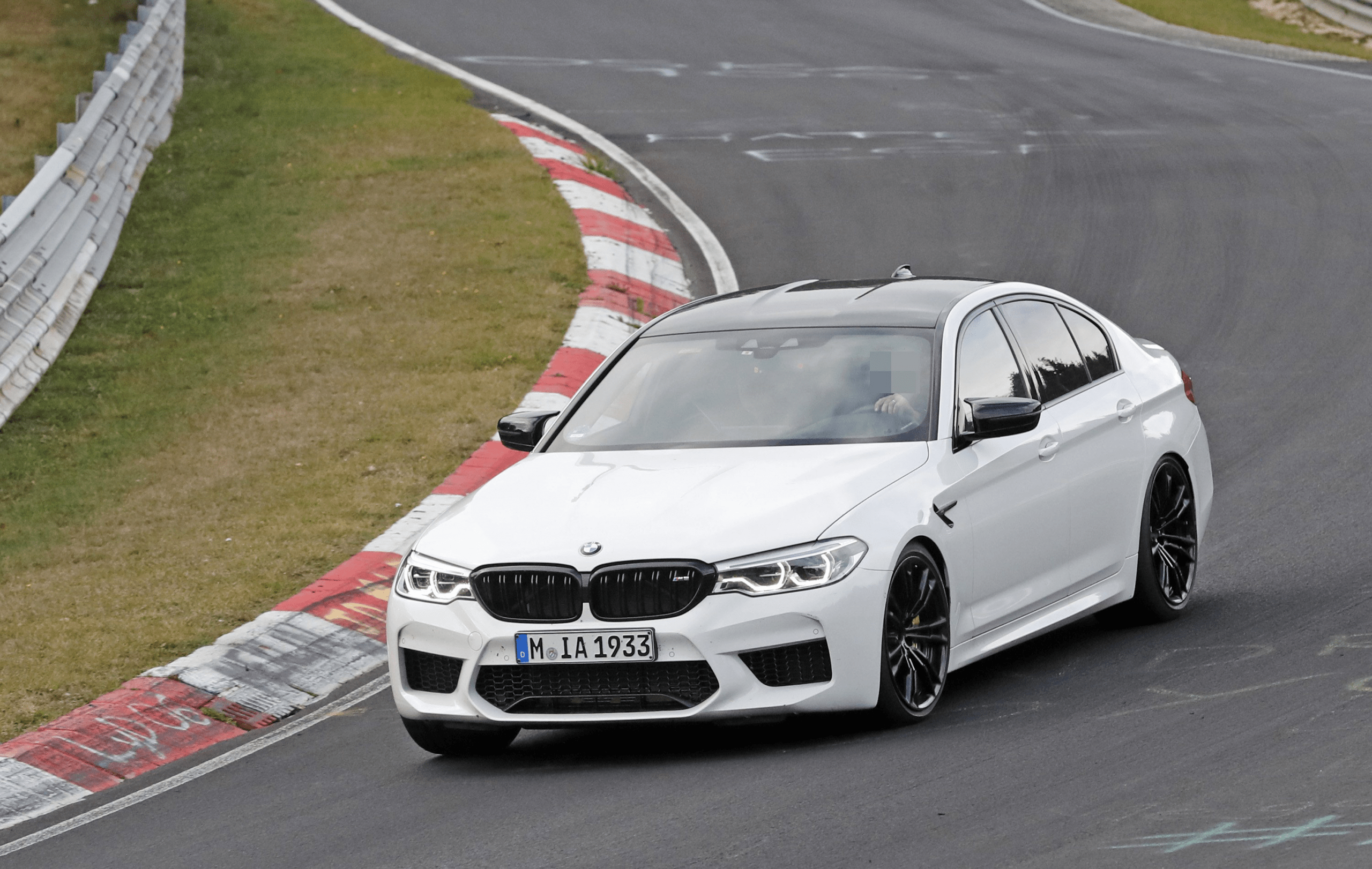 2020 BMW M5 Xdrive Awd Wallpaper