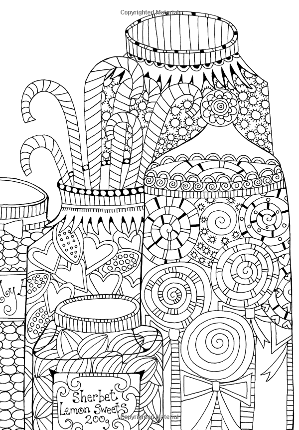 The Girls Fabulous Colouring Book Amazon Co Uk Hannah Davies Books Coloring Books Coloring Pages Flower Coloring Pages